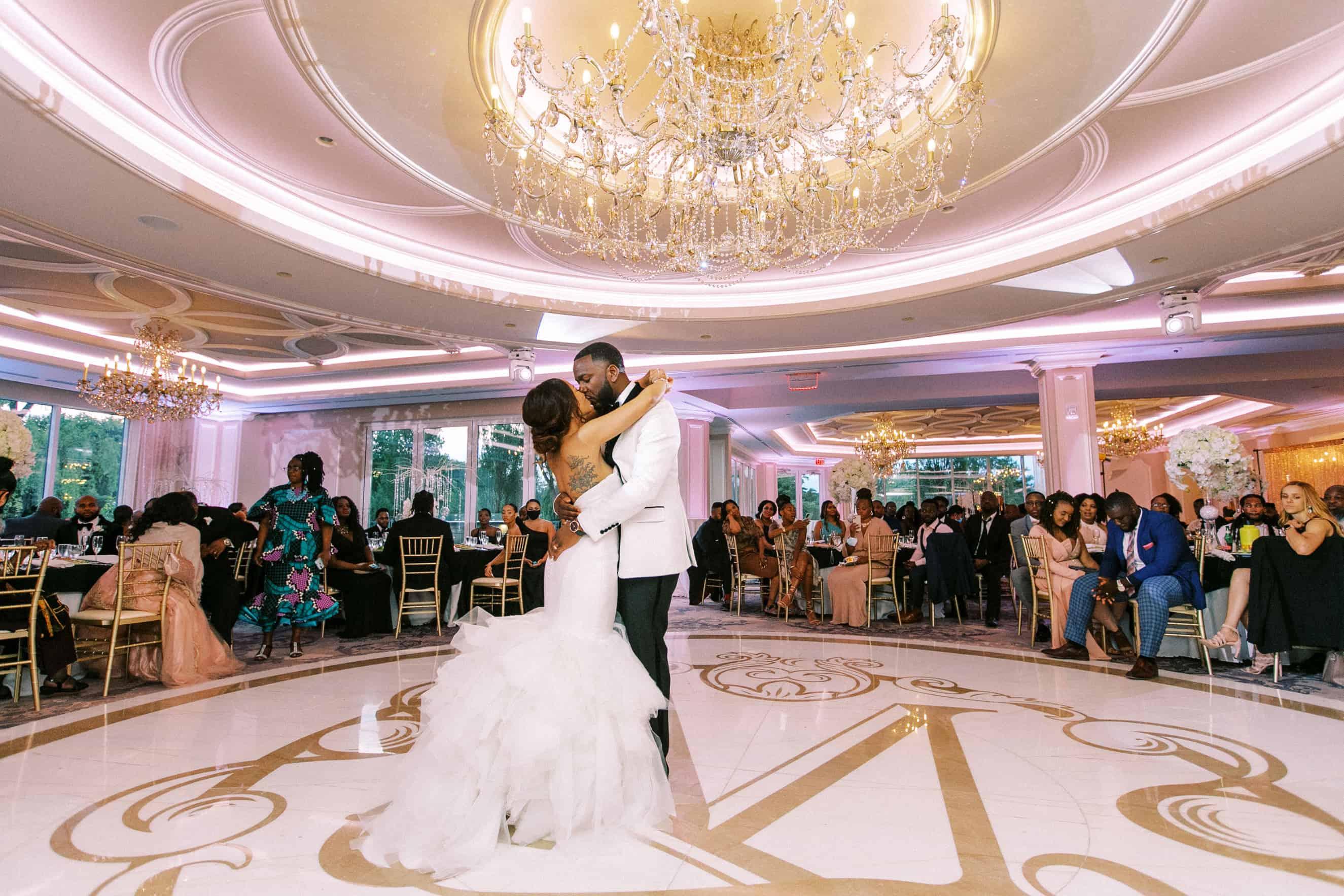 New Jersey Wedding Receptions Location