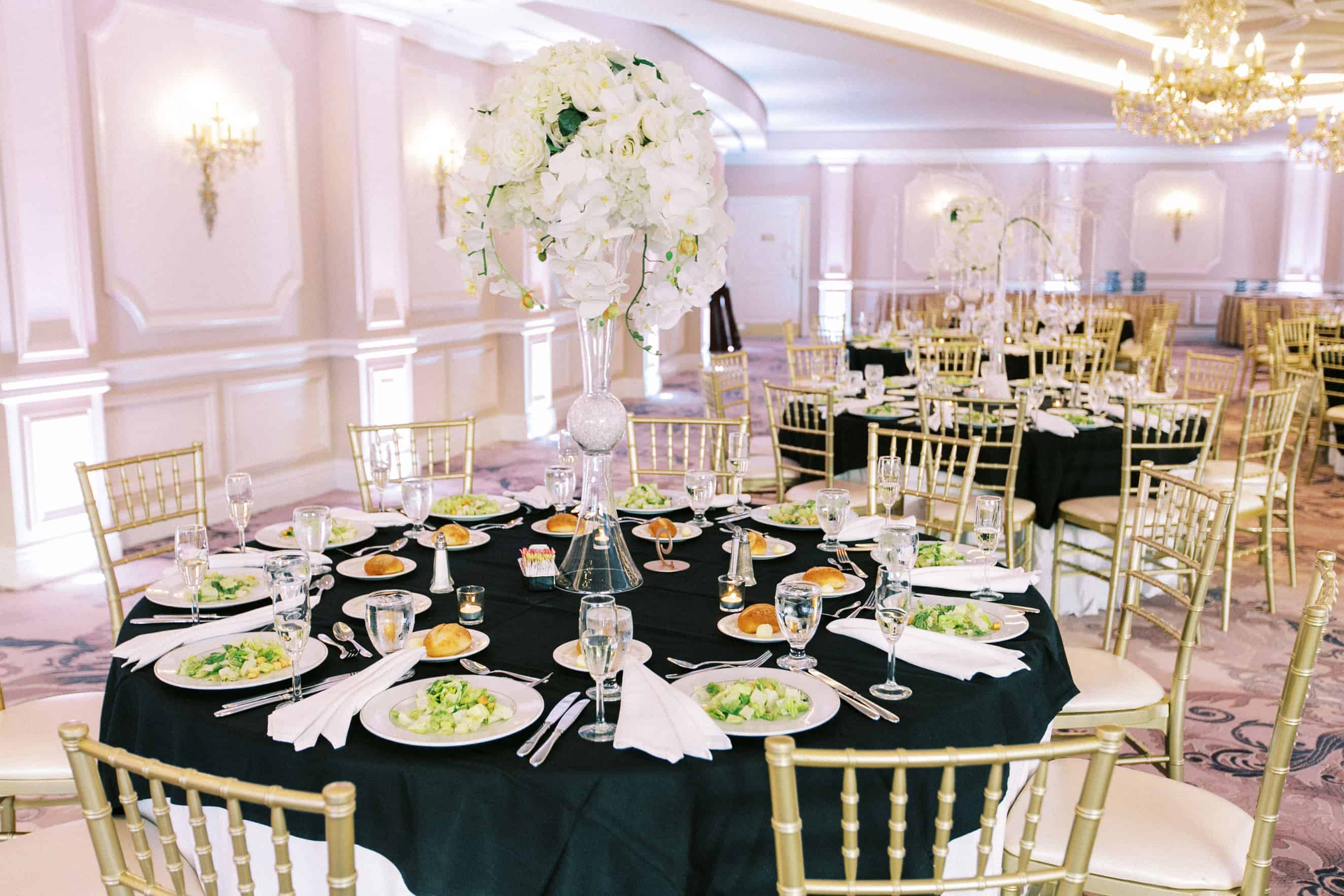 Mansion on Main Street Wedding Receptions