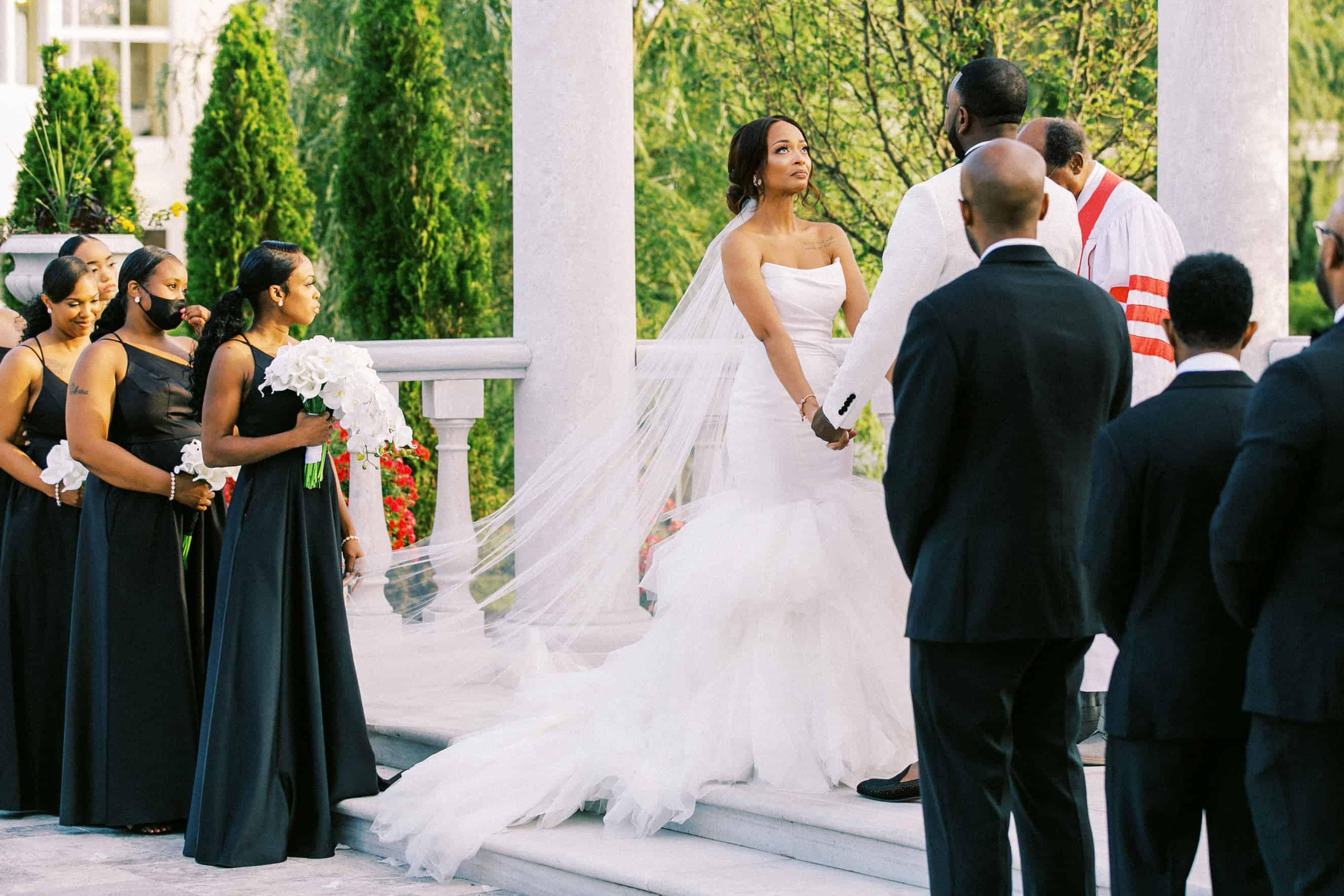 Outdoor Wedding Ceremony Locations New Jersey