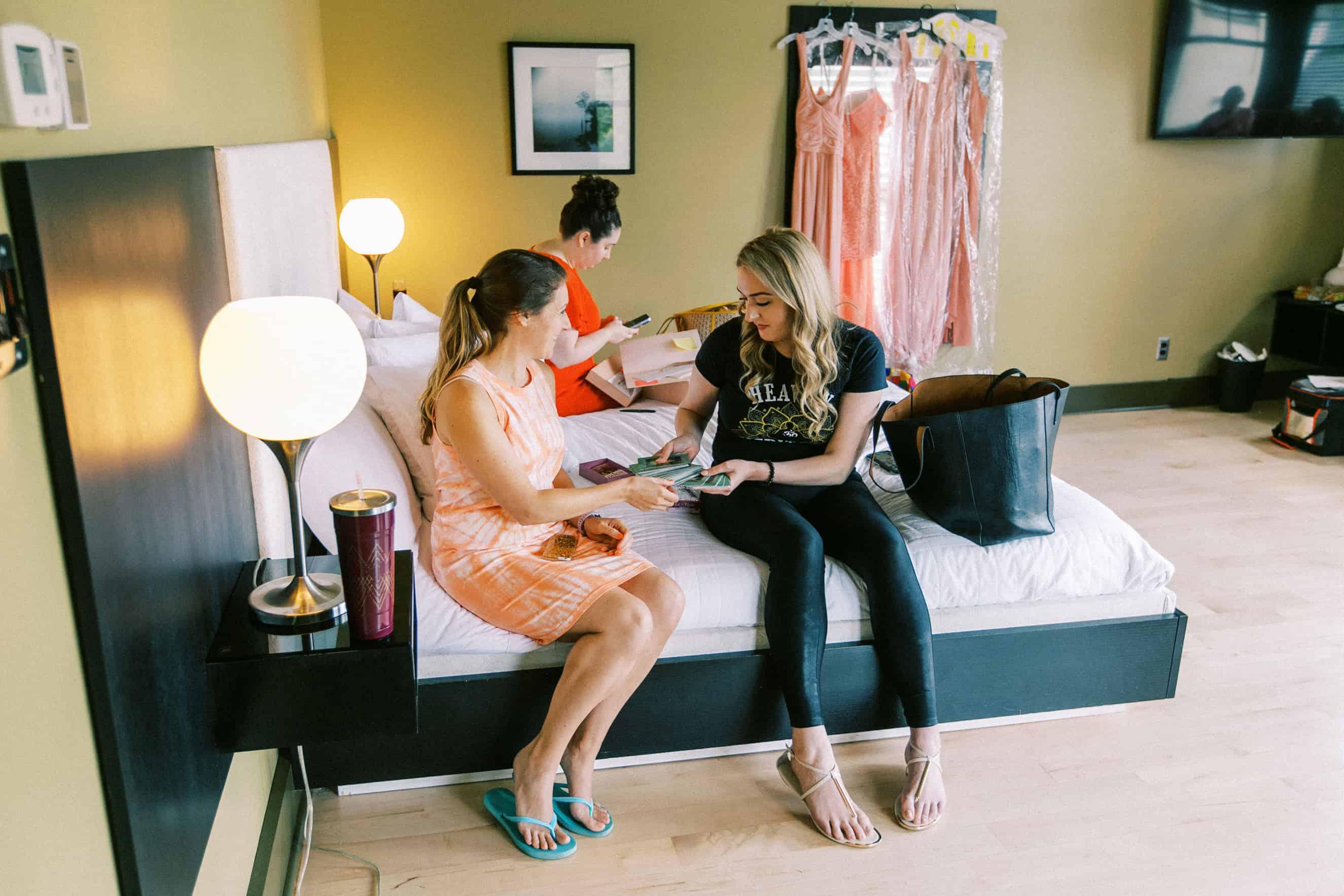 The Lake House Inn Bridal Suite