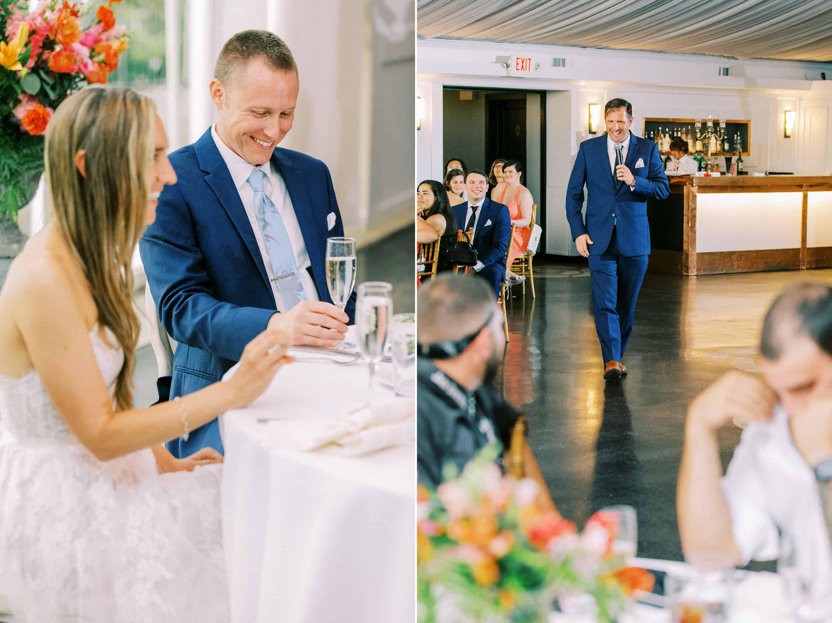 Wedding Reception Lake House Inn