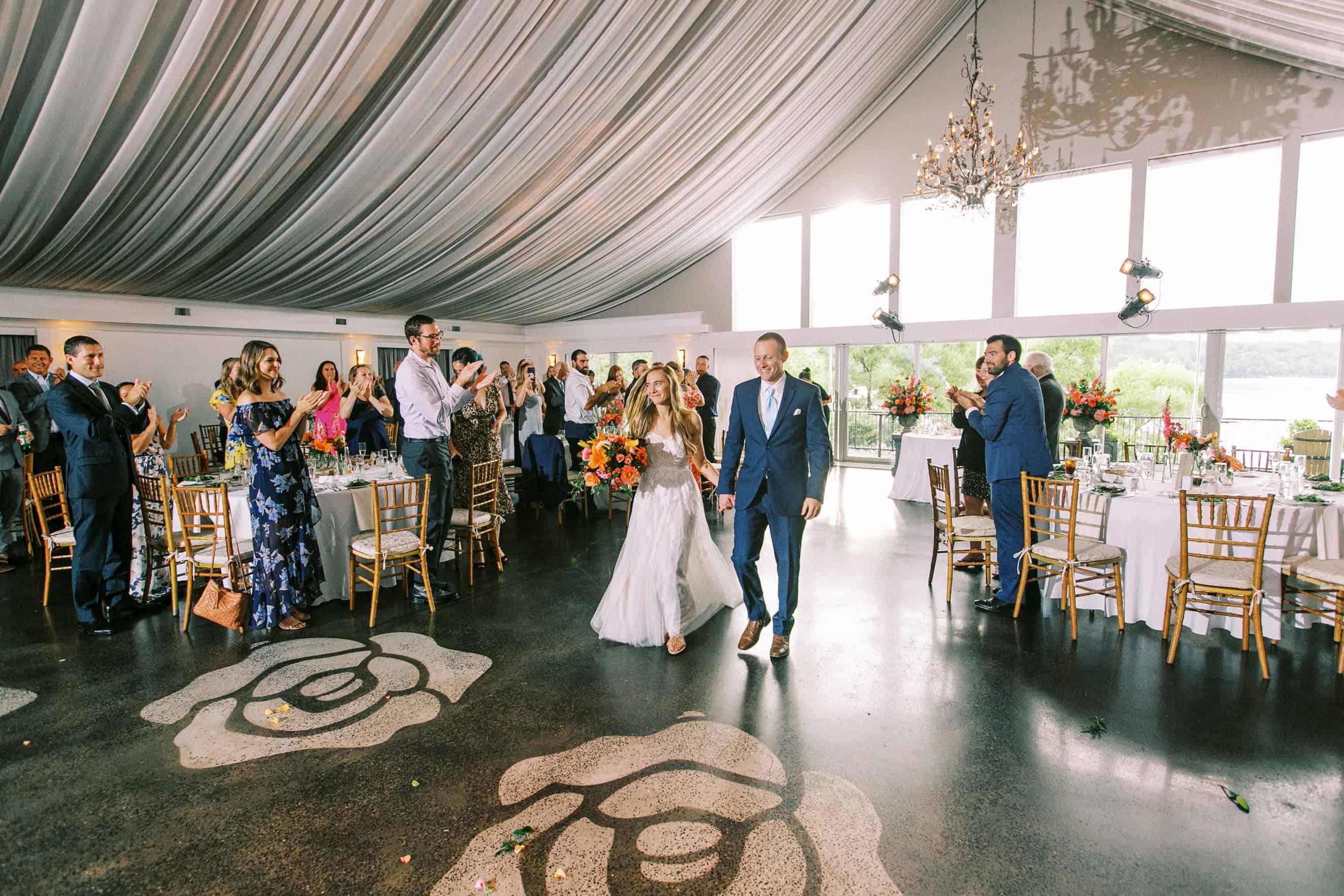 Wedding Reception The Lake House Inn