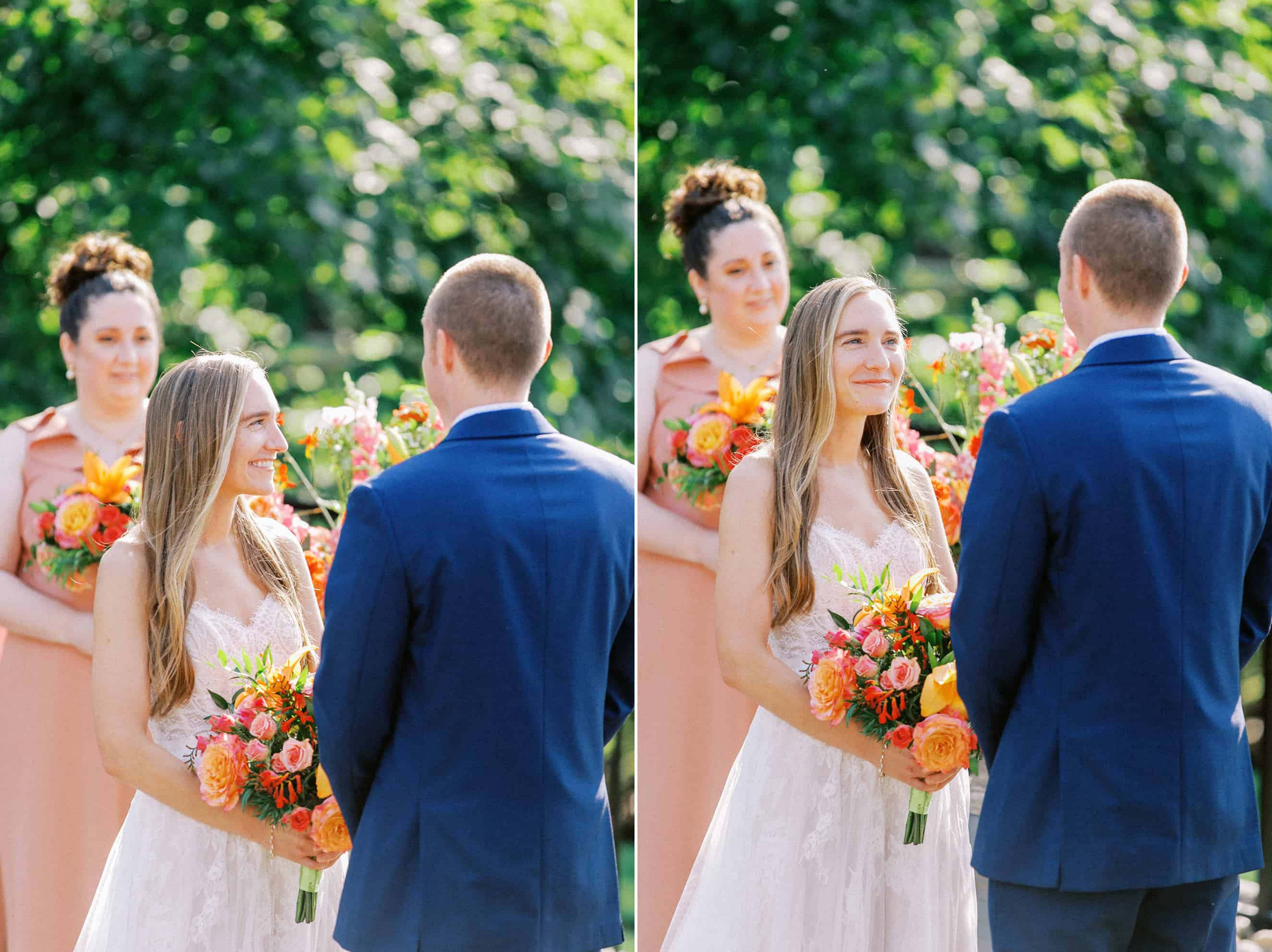 Wedding Ceremonies Outdoors at The Lake House Inn