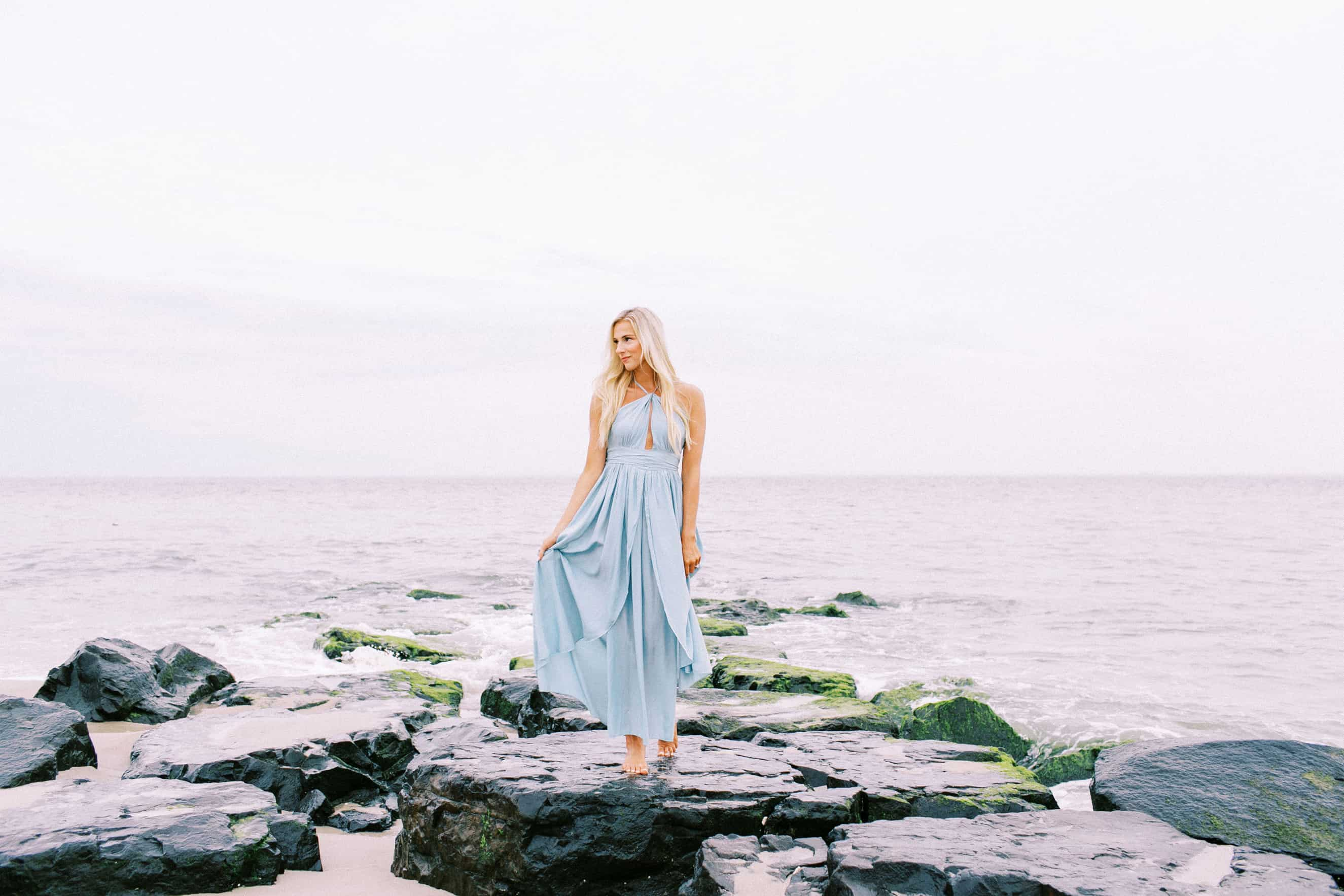 Cape May Point Engagement Photography