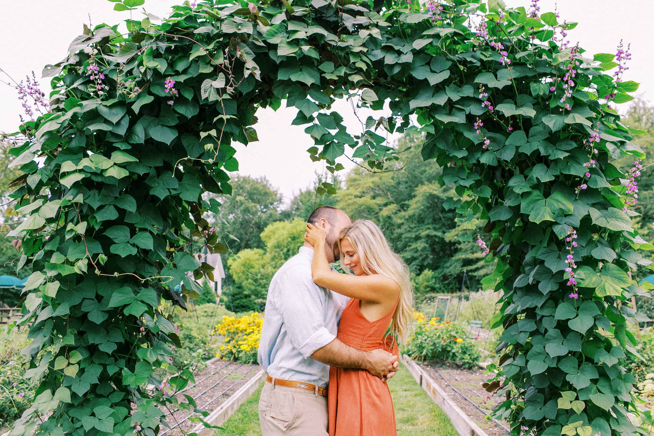 Cape May Engagement photo session