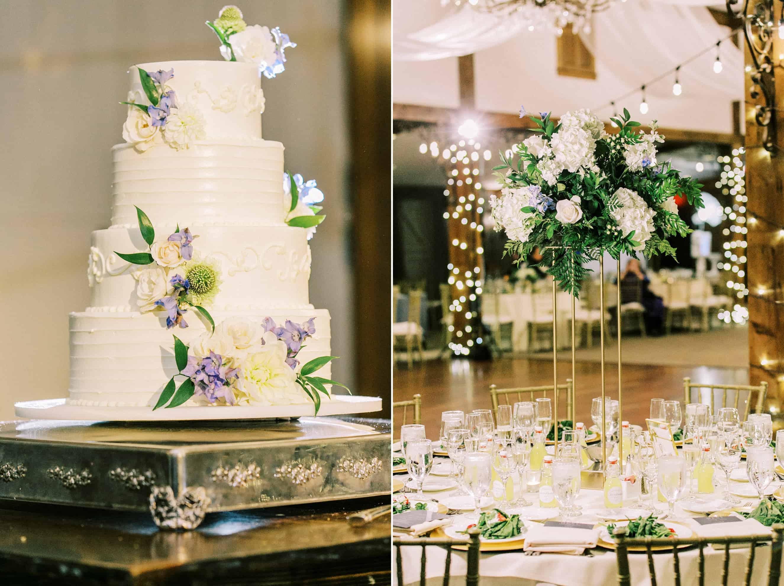 Wedding Reception at Normandy Farm