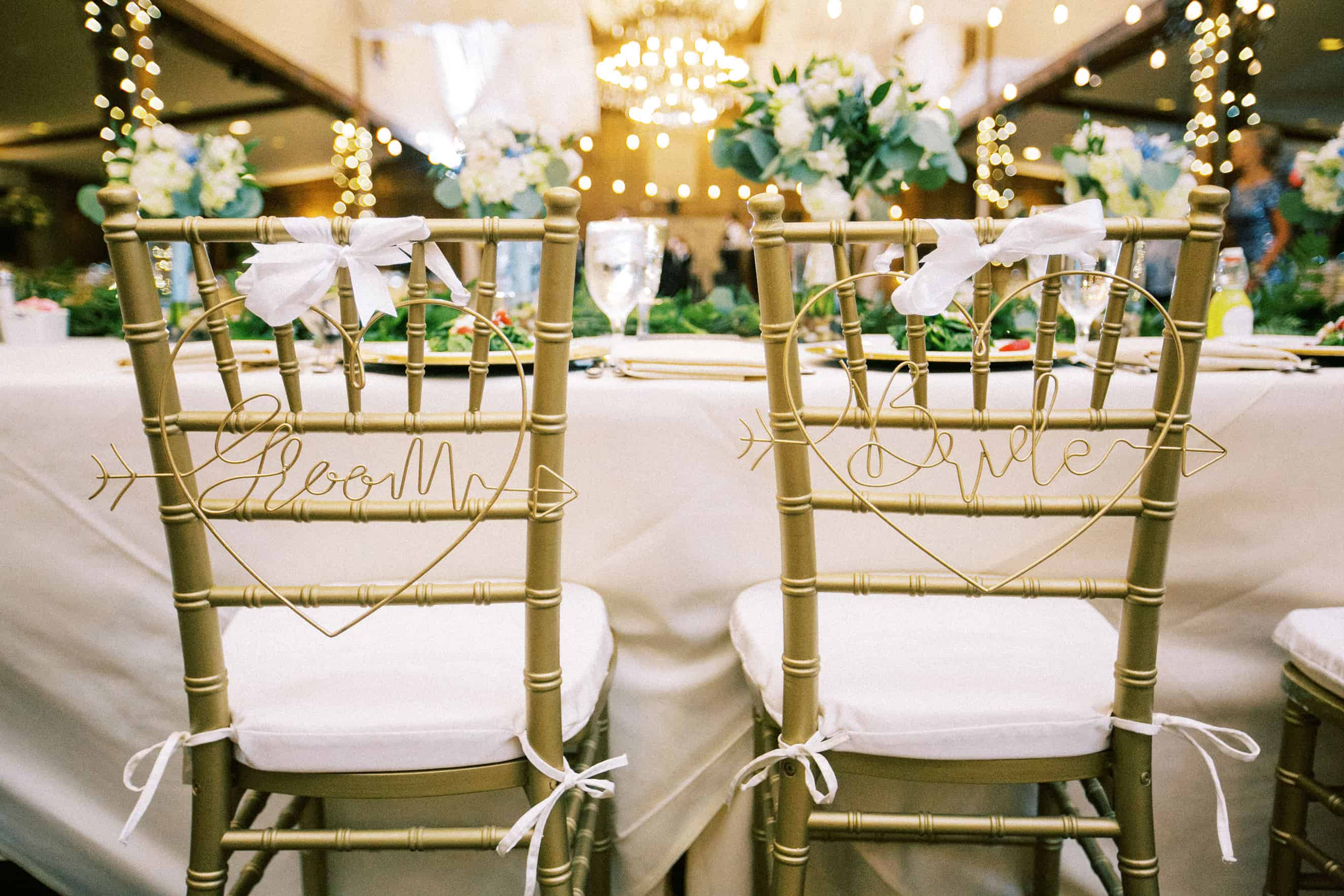 Wedding Reception at Normandy Farms