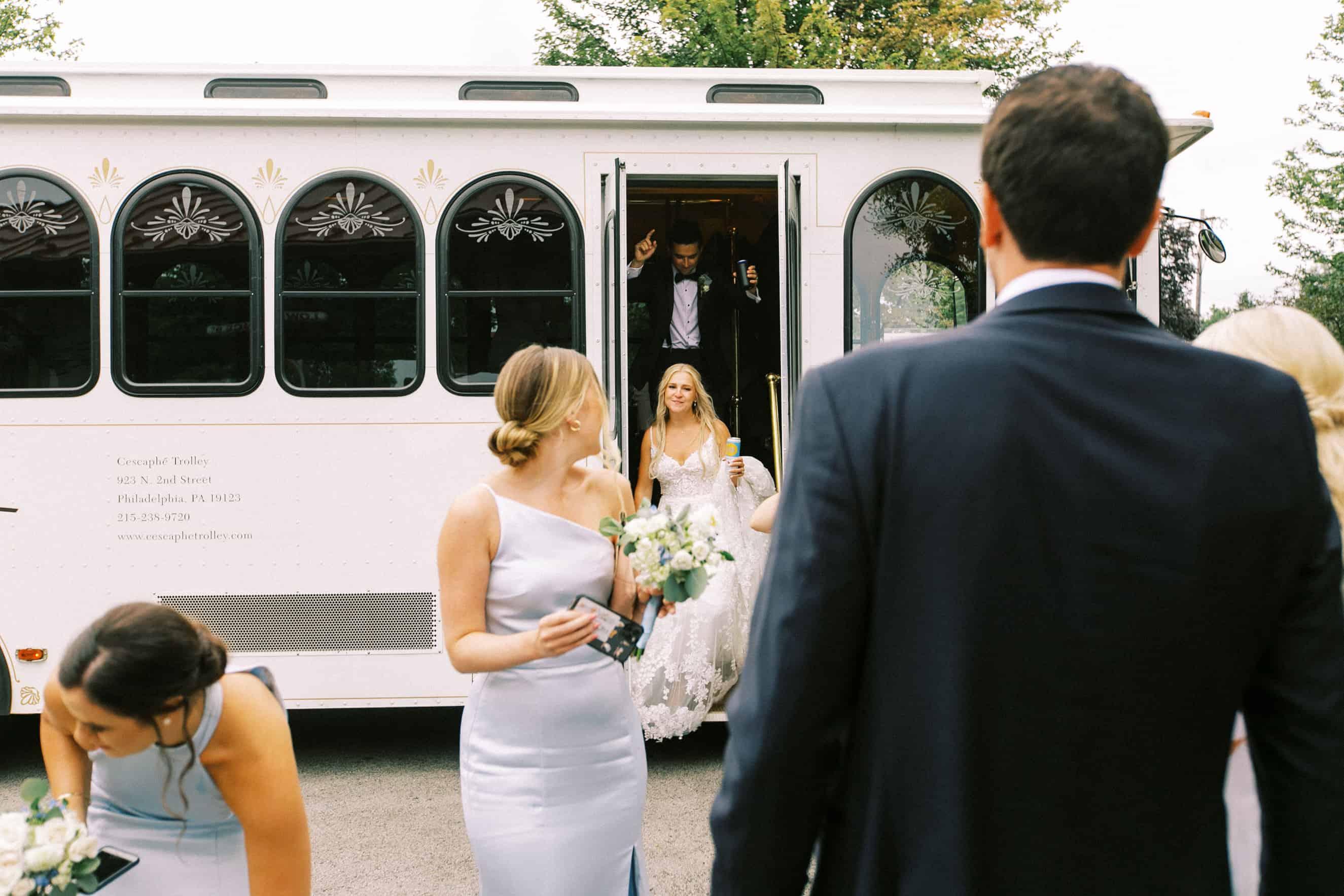 Cescaphe Party Bus Picture