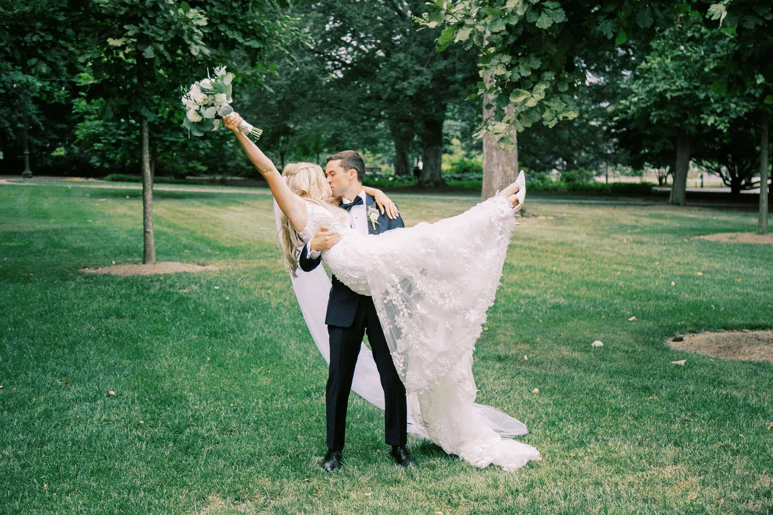 Villanova Wedding Pictures