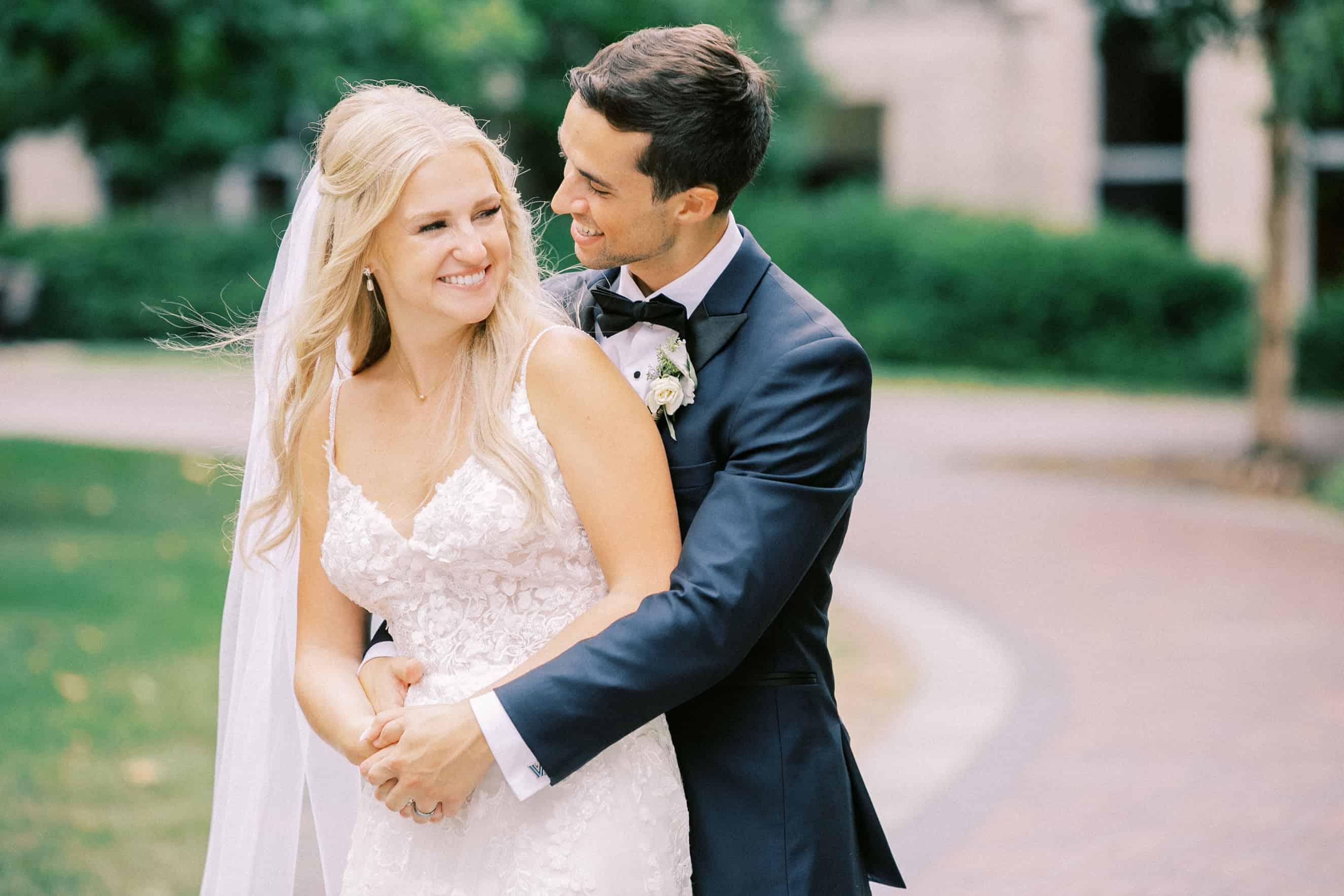 Villanova Pictures of Wedding