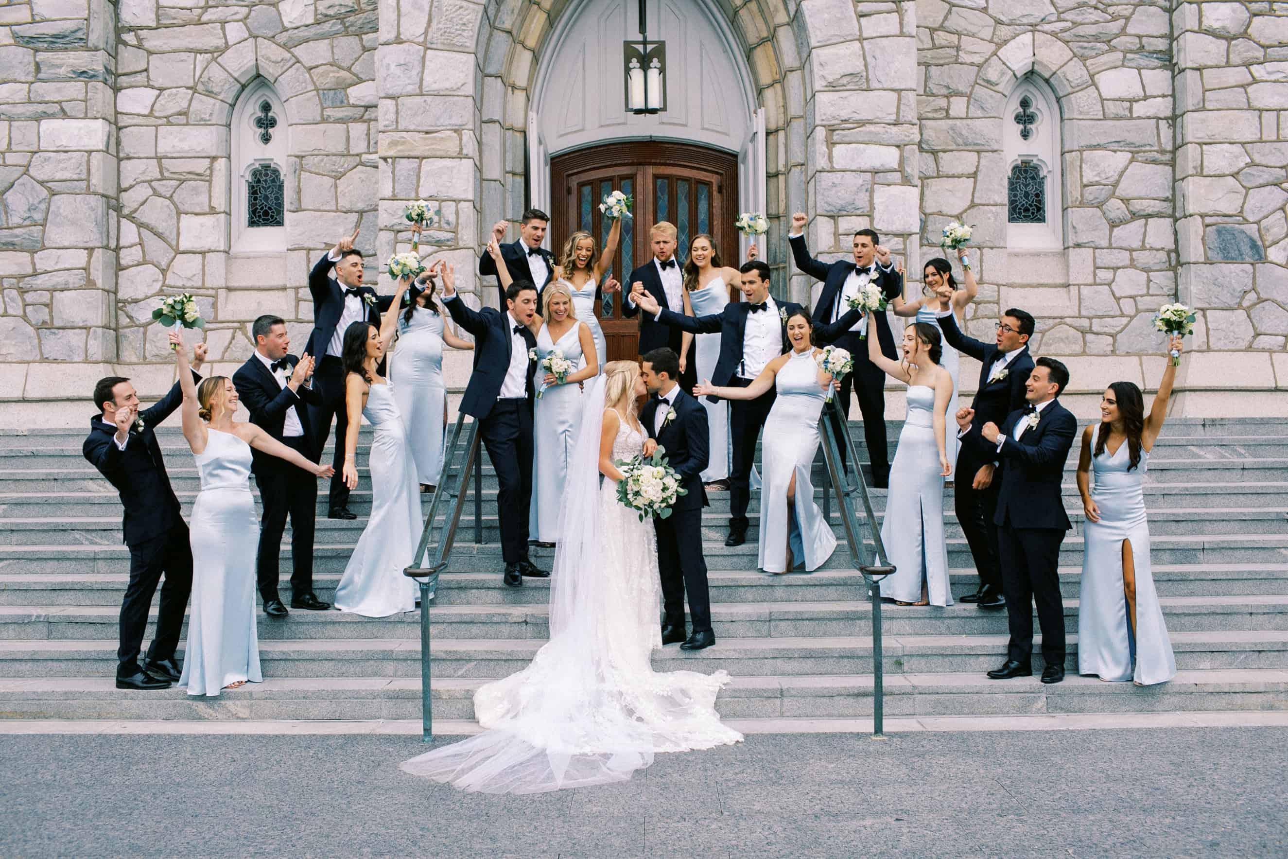 Villanova University Wedding Photographers
