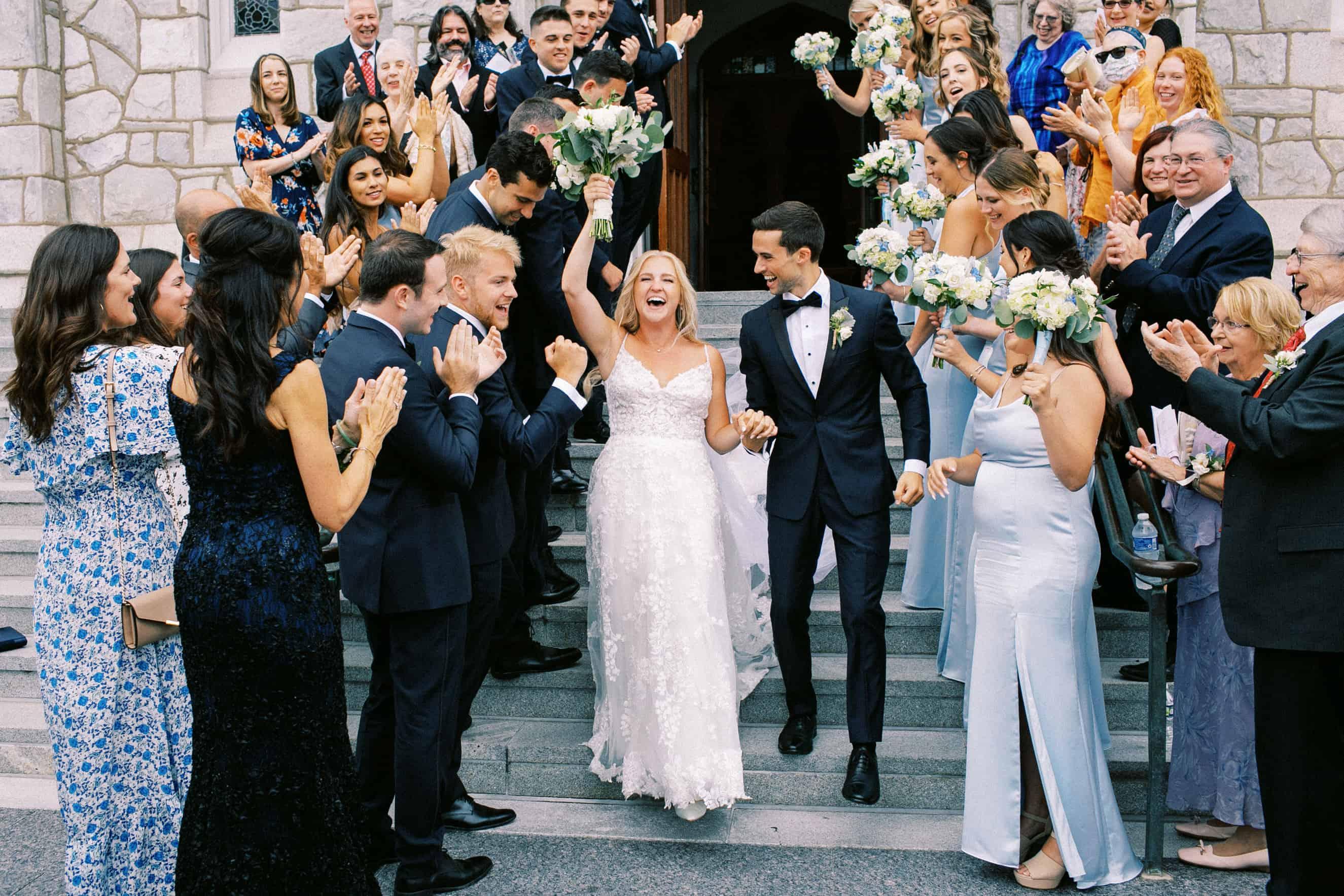 Villanova University Wedding Photography