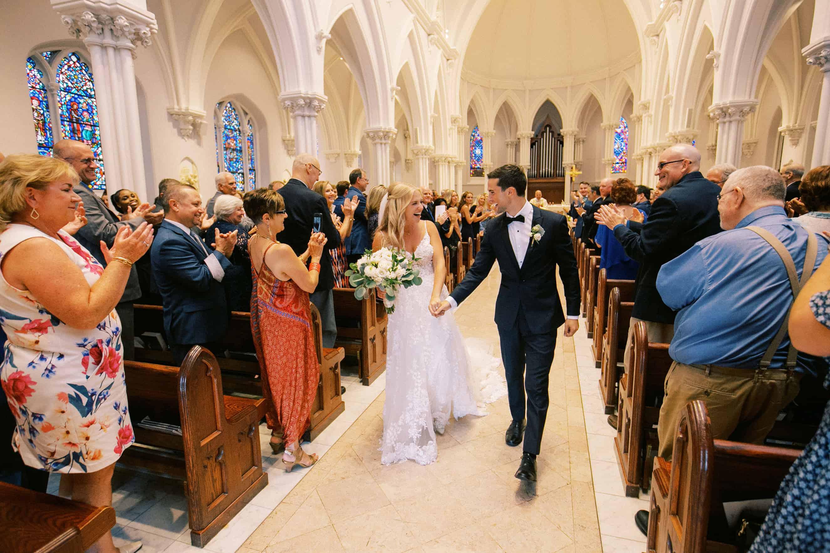 Villanova University Wedding Pictures