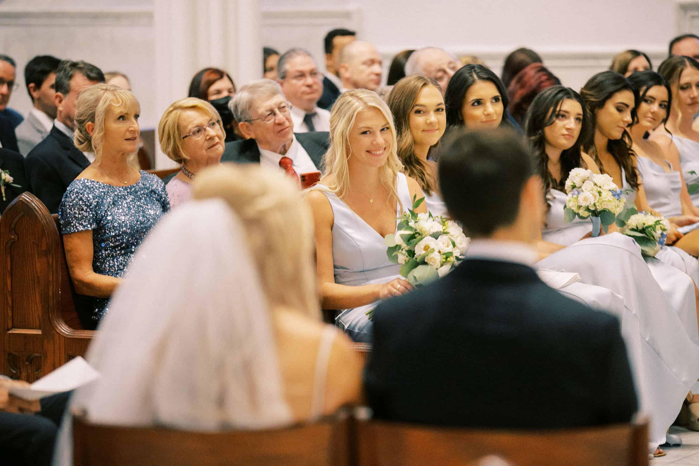 Villanova Chapel Wedding Service