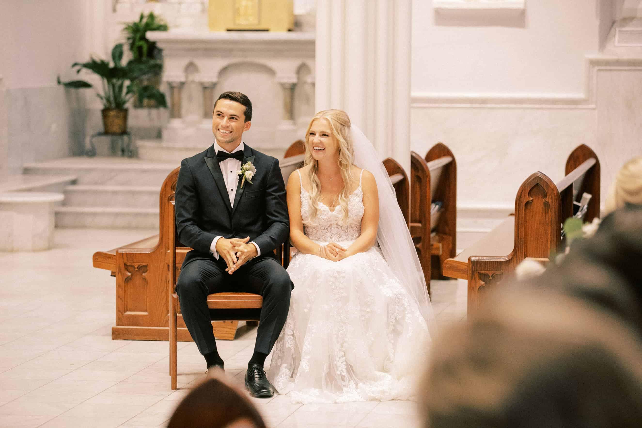 Wedding Service Villanova Chapel