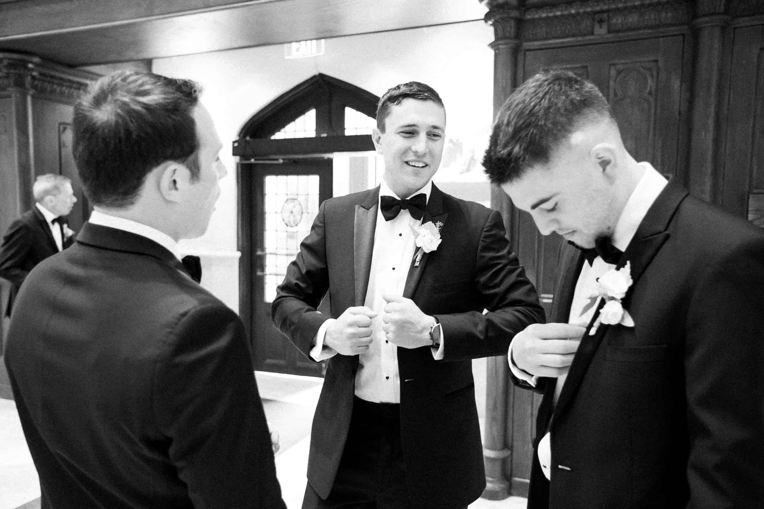 Villanova Wedding
