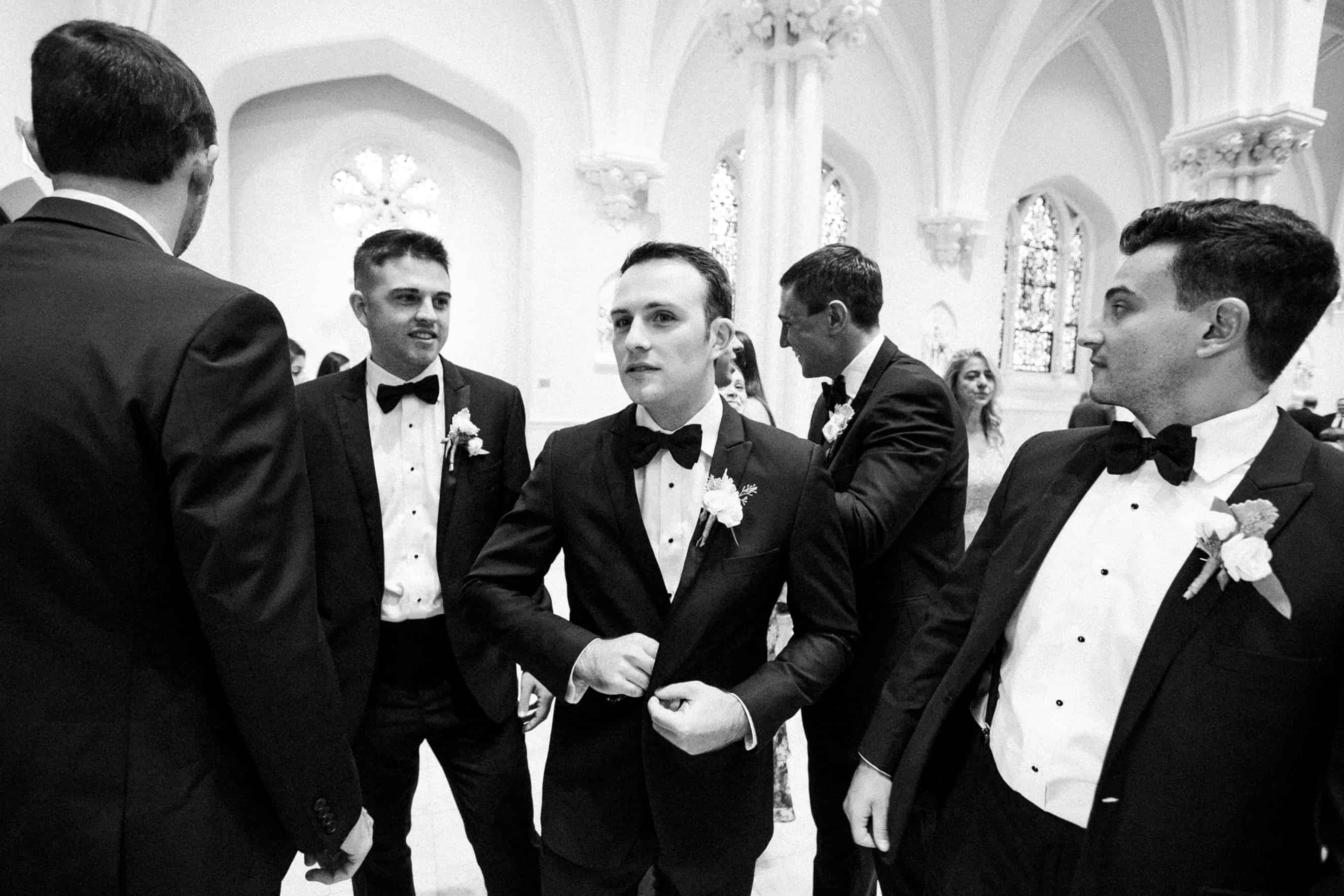 A Villanova Wedding