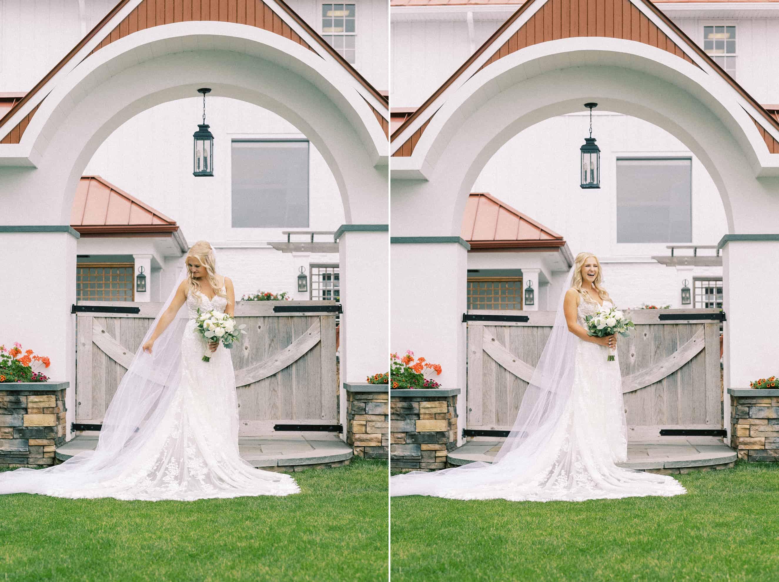 Wedding Party Normandy Farms