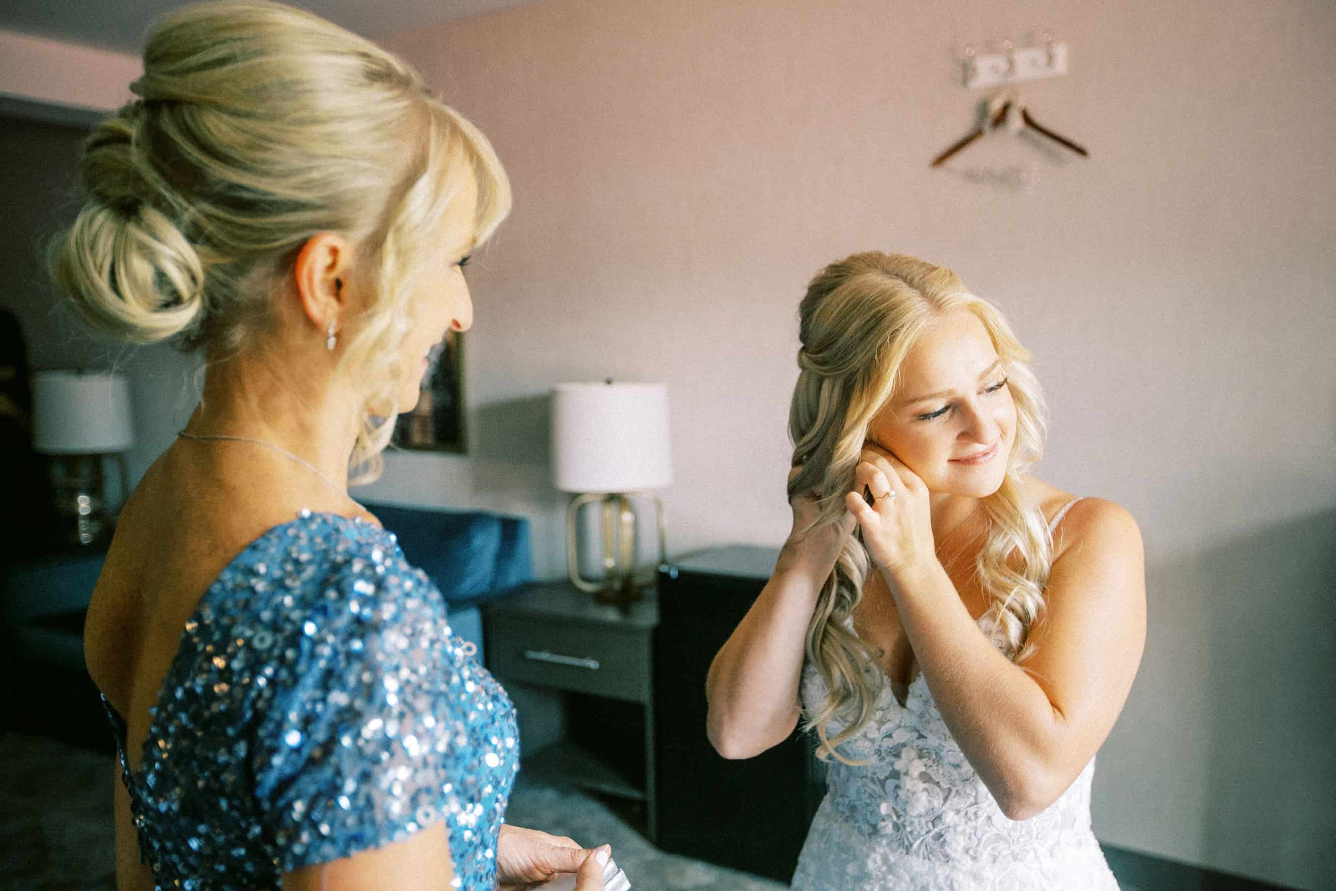 Blue Bell Wedding Photo
