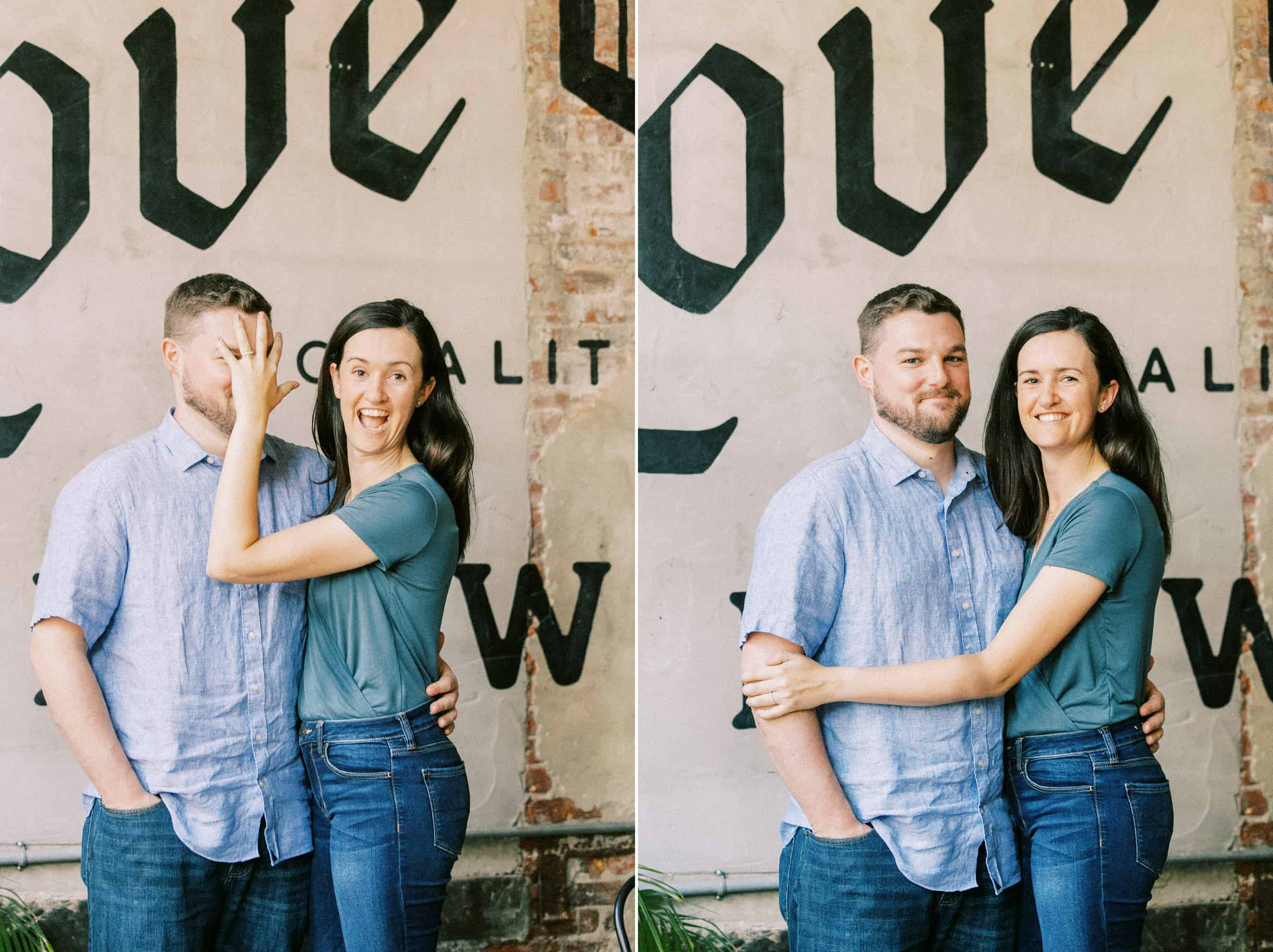 Engagement Sessions Love City Brewing
