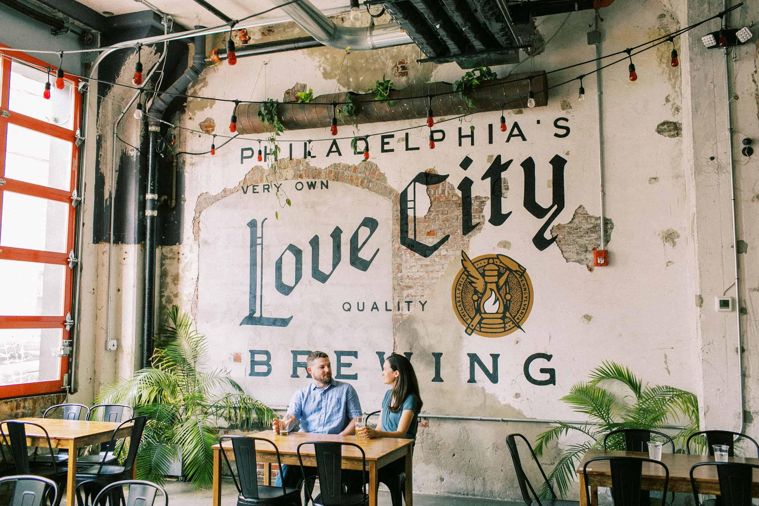 Love City Brewing Philadelphia